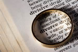 WHAT ARE THE FIVE STAGES OF DIVORCE?