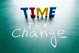 Seeking Change After a Divorce!